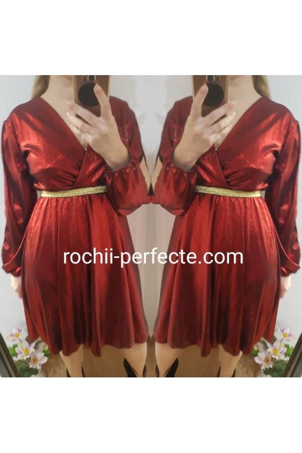 rochie clara shine rosie