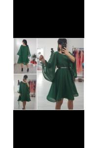 Rochie helen verde