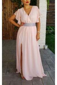 rochie misha roz