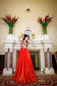 Rochie red