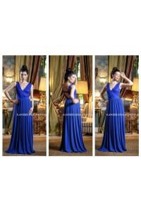 rochie ANTONIA albastra
