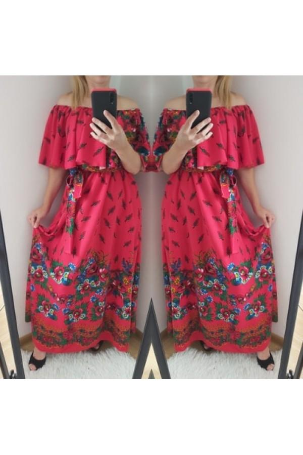 rochie gipsy long rosie