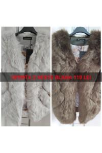 oferta 2 veste blana 119 lei