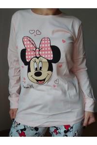 pijama bumbac Minnie 01