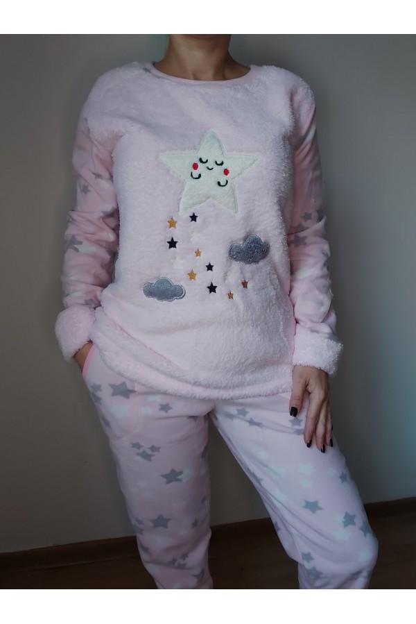 Pijama groasa star