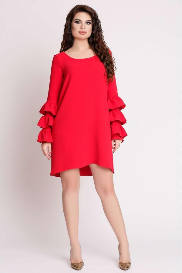 Rochie Chic Red