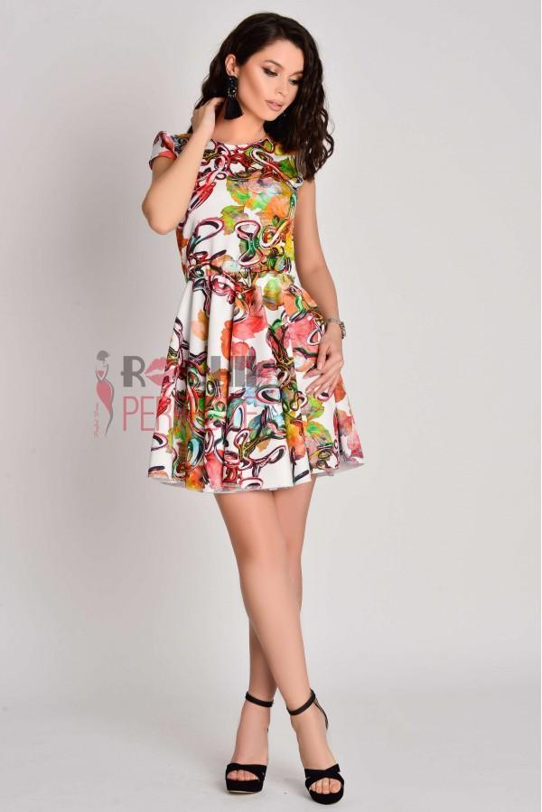 rochie colorata de vara